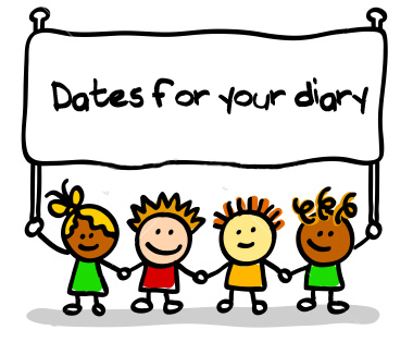 Image result for dates for your diary clipart